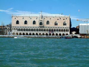ベネチア、ドージェ宮殿