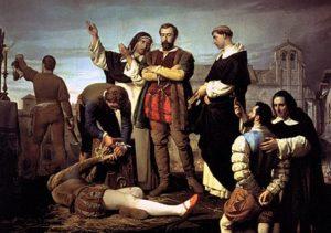 コムネロスの処刑