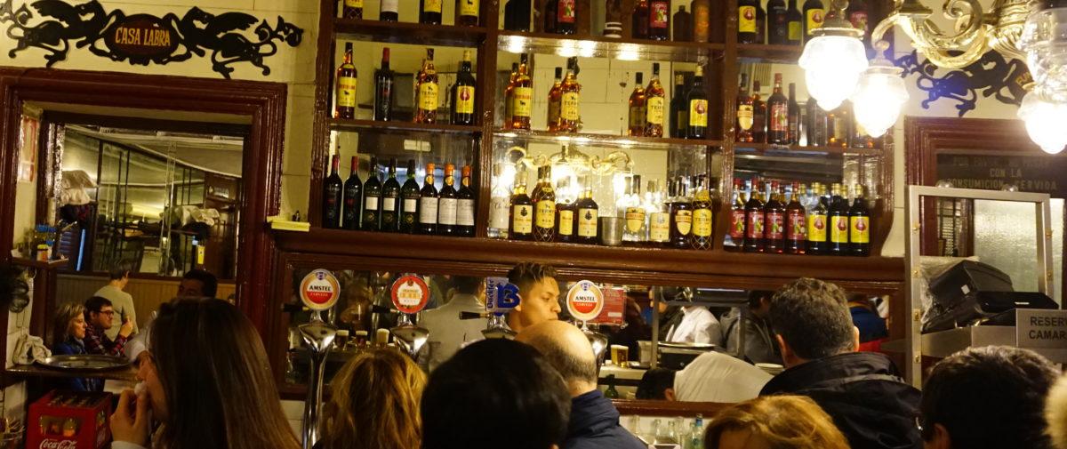 バルに行こう。スペインでバルの入り方ノウハウ、注文の仕方や支払い方。