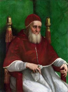 ローマ法王ユリウス2世