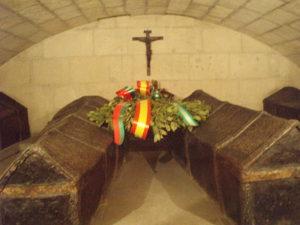 グラナダの王室礼拝堂のカトリック両王の墓