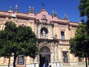 セビージャ、メルセス会修道院