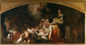 ムリーリョ、聖母の誕生