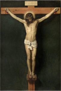 ベラスケス、キリストの磔刑