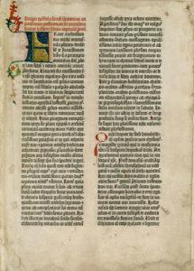 グーテンベルグの旧約聖書