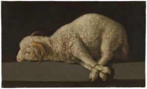 スルバラン、神の子羊
