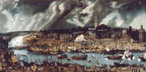 16世紀のセビージャ