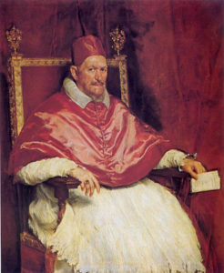 ベラスケス、イノケンティウス10世