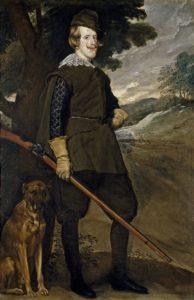 ベラスケス、フェリペ4世