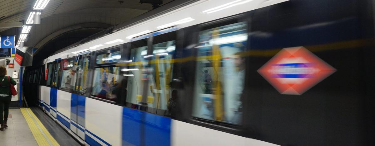 マドリードの地下鉄(メトロ)乗り方や切符の買い方。(注意)2018年ICカード導入で紙の切符は無くなりました