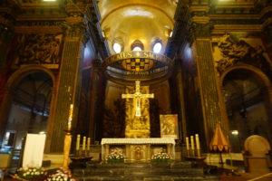 ビック大聖堂内部