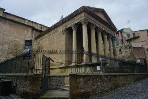 ビックのローマ神殿