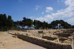 アンプリアスの遺跡