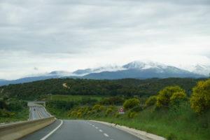 ペルピニャンからスペインへ