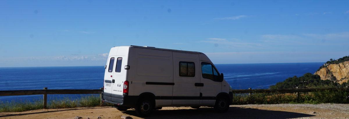 キャンピングカーでカタルーニャからアラゴンの旅2018年5月10日~16日