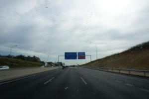 キャンピングカーの旅オルデッサ