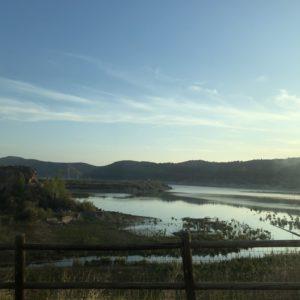 アラゴンの景色