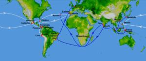 マニラガレオン航路
