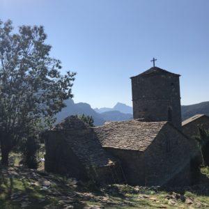 ネリンのロマネスク教会
