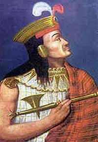 アタワルパ王