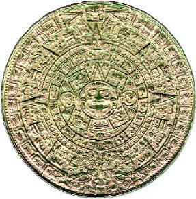 アステカのカレンダー
