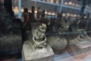 アンデス文明の壺