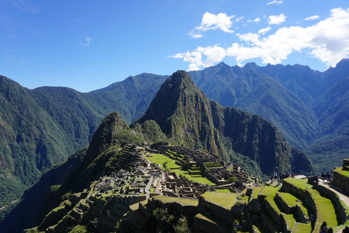 インカ帝国、アンデスに栄えた高度な文明インカ文明とマチュピチュ