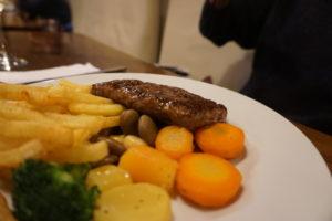 クスコのプカラレストラン