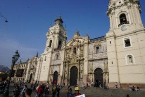 リマ、大聖堂