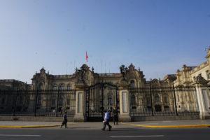 リマ大統領官邸