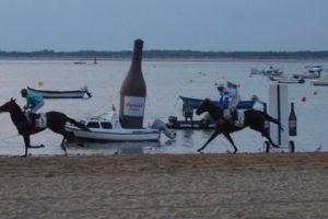 サンルーカルビーチ競馬