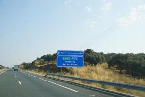 銀の道高速道路