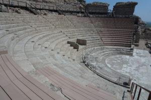 メデジンのローマ遺跡