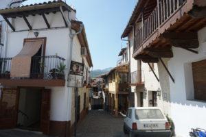 グアダルーペの街