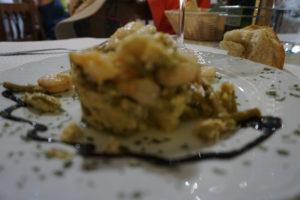グアダルーペのレストラン