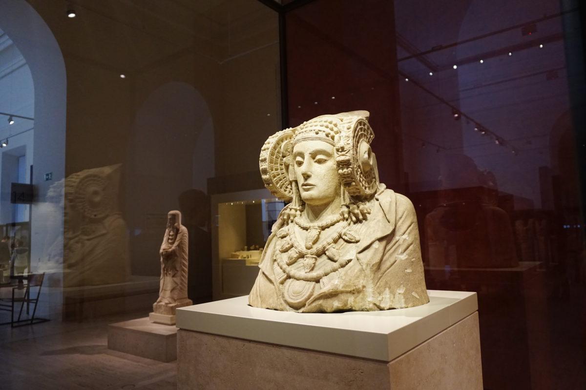 マドリード国立考古学博物館でスペインの歴史を堪能。私のお勧め度100%の博物館です。