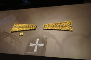 西ゴートの金の装飾