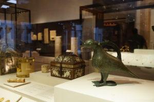 イスラム時代の展示物