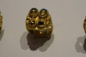 タルテッソスの金の指輪