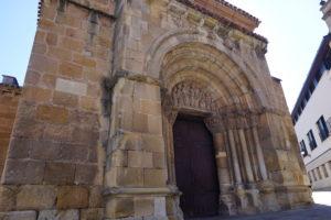 ソリア、サンファンデラバネラ教会