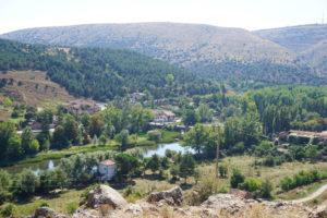 ソリアの丘からドゥエロ河