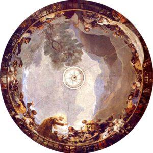 ゴヤの天井画
