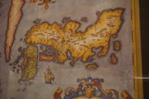 オルテリウスの日本地図に堺
