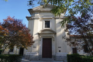 サン・アントニオ・デ・ラ・フロリダ礼拝堂