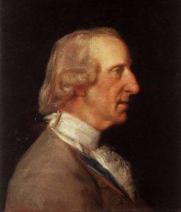 ゴヤによるドンルイス肖像画