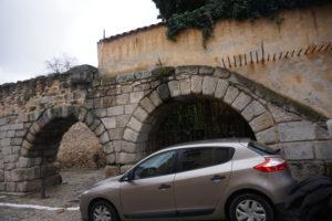 セゴビア水道橋