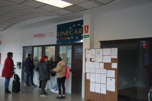 セゴビアバスターミナル