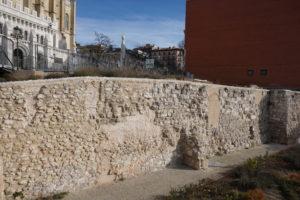 アラブ時代の城壁