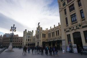 バレンシア北駅