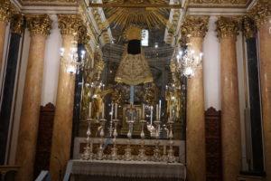 バレンシア、デスアンパラドスの聖母